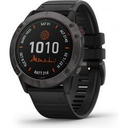 Garmin Herrenuhr Fēnix 6X Pro Solar 010-02157-21 GPS Multisport Smartwatch