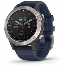 Garmin Herrenuhr Quatix 6 010-02158-91 GPS Marine Multisport Smartwatch