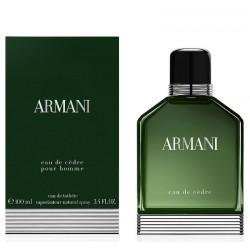 Giorgio Armani Eau de Cèdre Herrenparfüm Eau de Toilette EDT Vapo 100 ml