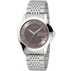Kaufen Sie Gucci Unisexuhr G-Timeless Medium YA126406 Quartz