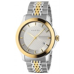 Kaufen Sie Gucci Unisexuhr G-Timeless Medium YA126409 Quartz