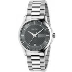 Kaufen Sie Gucci Unisexuhr G-Timeless Medium YA126441 Quartz