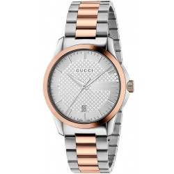 Kaufen Sie Gucci Unisexuhr G-Timeless Medium YA126447 Quartz