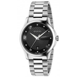 Kaufen Sie Gucci Unisexuhr G-Timeless Medium YA126456 Diamanten Quartz