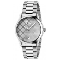 Kaufen Sie Gucci Unisexuhr G-Timeless Medium YA126459 Quartz