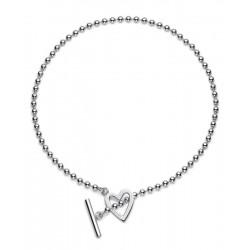 Kaufen Sie Gucci Damenhalskette Toggle Heart YBB184302001 Herz