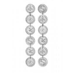 Kaufen Sie Gucci Damenohrringe Coin YBD43348700100U