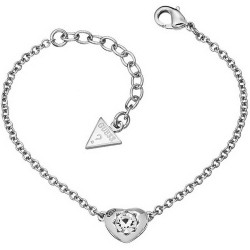 Guess Damenarmband Crystals Of Love UBB51413 Herz