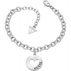 Kaufen Sie Guess Damenarmband G Girl UBB51434 Herz