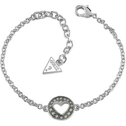 Kaufen Sie Guess Damenarmband G Girl UBB51498 Herz