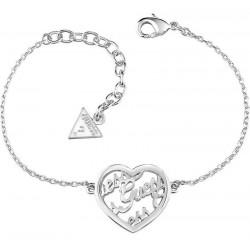 Kaufen Sie Guess Damenarmband Guess Mania UBB61098-S Herz