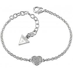 Kaufen Sie Guess Damenarmband Heartshelter UBB71518-S Herz