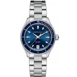 Kaufen Sie Hamilton Damenuhr Jazzmaster Seaview Quartz H37451141