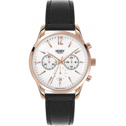 Kaufen Sie Henry London Herrenuhr Richmond HL39-CS-0036 Quarz Chronograph