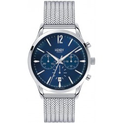 Kaufen Sie Henry London Herrenuhr Knightsbridge HL41-CM-0037 Quartz Chronograph
