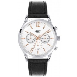 Kaufen Sie Henry London Herrenuhr Highgate HL41-CS-0011 Quarz Chronograph