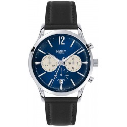 Kaufen Sie Henry London Herrenuhr Knightsbridge HL41-CS-0039 Quarz Chronograph