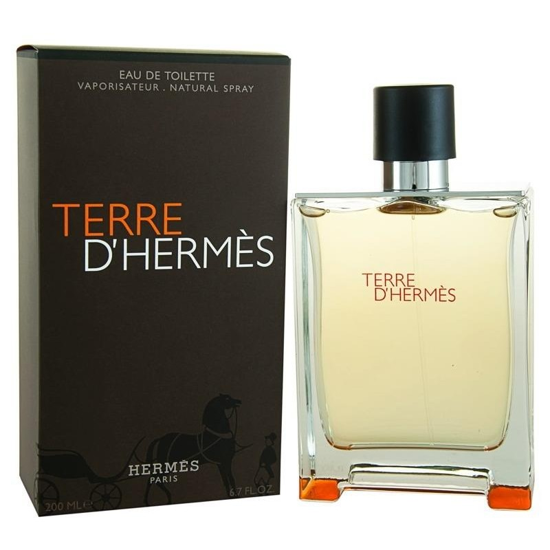 herm s terre d 39 herm s herrenparf m eau de toilette edt vapo 200 ml crivelli shopping. Black Bedroom Furniture Sets. Home Design Ideas