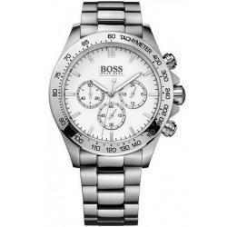Kaufen Sie Hugo Boss Herrenuhr 1512962 Quarz Chronograph