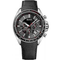 Kaufen Sie Hugo Boss Herrenuhr 1513087 Quarz Chronograph