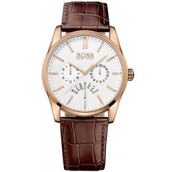 Kaufen Sie Hugo Boss Herrenuhr 1513125 Quarz Multifunktions