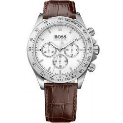 Kaufen Sie Hugo Boss Herrenuhr Ikon 1513175 Quarz Chronograph