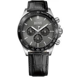 Kaufen Sie Hugo Boss Herrenuhr Ikon 1513177 Quarz Chronograph