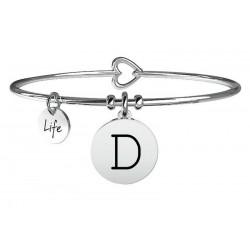 Kidult Damenarmband Symbols Buchstabe D 231555D