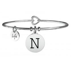 Kidult Damenarmband Symbols Buchstabe N 231555N