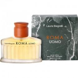 Laura Biagiotti Roma Herrenparfüm Eau de Toilette EDT Vapo 75 ml