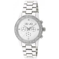 Liu Jo Luxury Damenuhr Steeler TLJ440 Chronograph