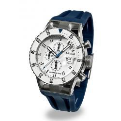 Kaufen Sie Locman Herrenuhr Montecristo Professional Diver Chronograph 051200WBWHNKSIB
