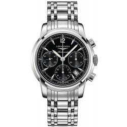 Kaufen Sie Longines Herrenuhr Saint-Imier L27524526 Automatik Chronograph