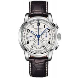 Kaufen Sie Longines Herrenuhr Saint-Imier L27844730 Automatik Chronograph