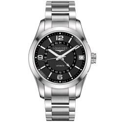 Kaufen Sie Longines Herrenuhr Conquest Classic L27994566 GMT Automatik
