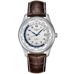 Kaufen Sie Longines Herrenuhr Master Collection L28024703 GMT Automatik