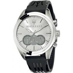 Kaufen Sie Maserati Herrenuhr Traguardo R8871612012 Quarz Chronograph