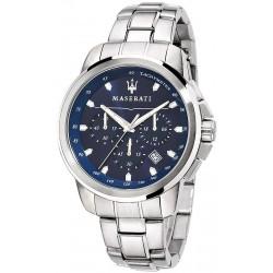 Kaufen Sie Maserati Herrenuhr Successo R8873621002 Quarz Chronograph