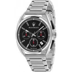 Maserati Herrenuhr Trimarano R8873632003 Quarz Chronograph