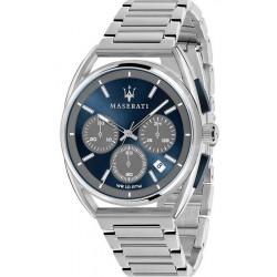 Maserati Herrenuhr Trimarano R8873632004 Quarz Chronograph