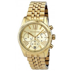 Kaufen Sie Michael Kors Unisexuhr Lexington MK5556 Chronograph