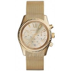 Kaufen Sie Michael Kors Unisexuhr Lexington MK5938 Chronograph