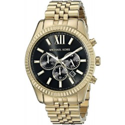 Kaufen Sie Michael Kors Herrenuhr Lexington MK8286 Chronograph