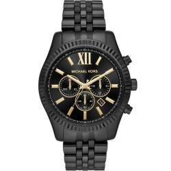 Kaufen Sie Michael Kors Herrenuhr Lexington MK8603 Chronograph