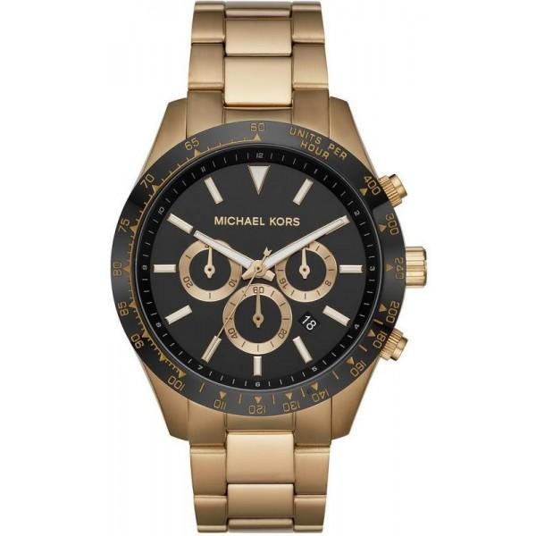 Kaufen Sie Michael Kors Herrenuhr Layton MK8783 Chronograph