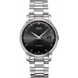 Kaufen Sie Mido Herrenuhr Baroncelli III COSC Chronometer Automatic M0104081105100