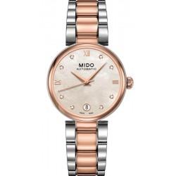 Kaufen Sie Mido Damenuhr Baroncelli II M0222072211610 Diamanten Automatik