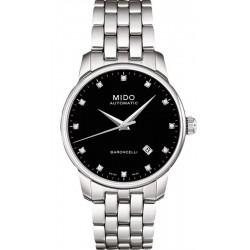 Kaufen Sie Mido Herrenuhr Baroncelli II M86004681 Diamanten Automatik