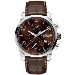 Kaufen Sie Montblanc TimeWalker Chronograph Automatic Herrenuhr 106503
