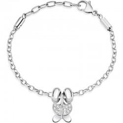 Kaufen Sie Morellato Damenarmband Drops SCZ722 Schmetterling